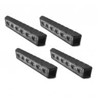 4- Pack Colt TIR 6 LED Surface Mount